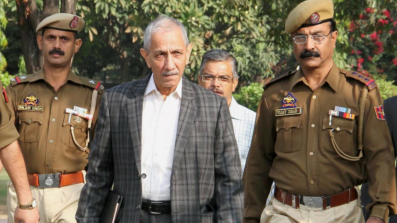 Dineshwar Sharma arrives in border town of Poonch, J&K