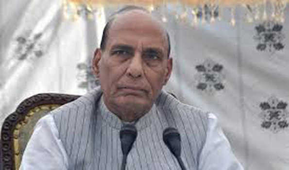DM Rajnath Singh approves increase in number of awards given to NCC cadets