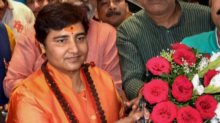 Hemant Karkare died for treating me badly: Sadhvi Pragya Singh Thakur