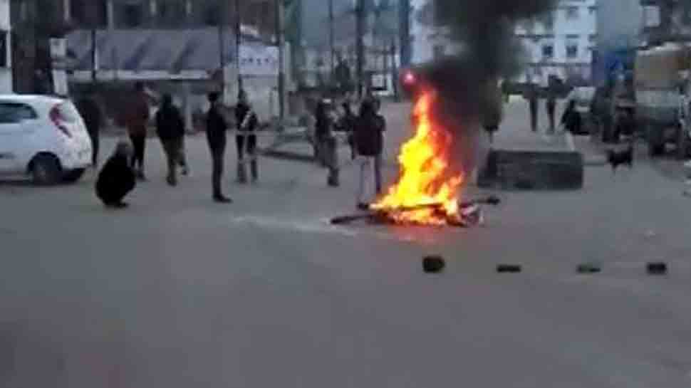 Bandh hits normal life in Arunachal Pradesh