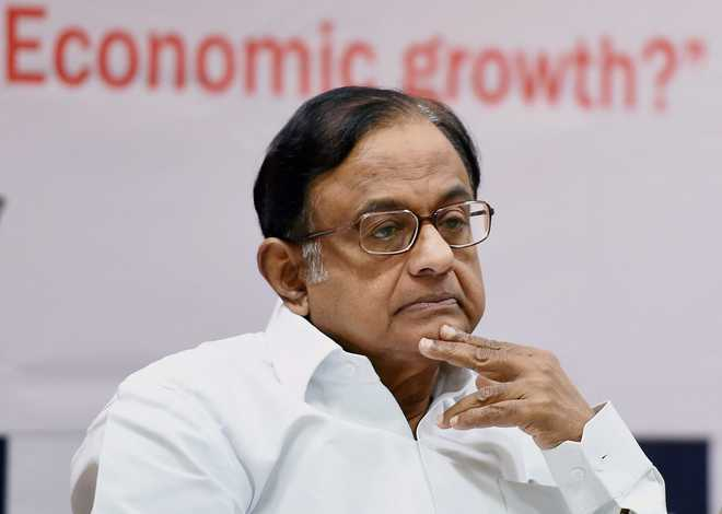 CBI again lands at Chidambaram