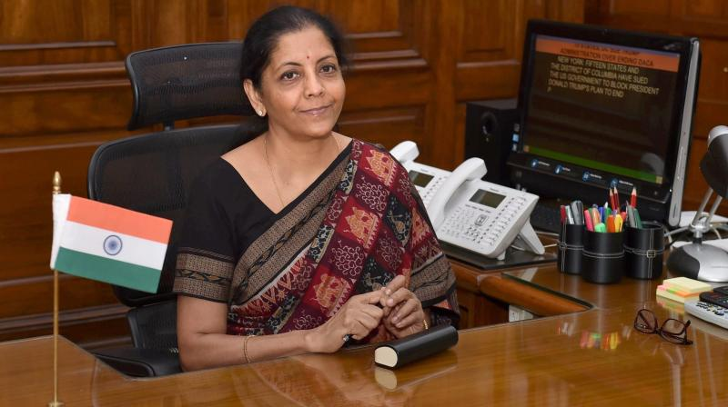 Defence minister Nirmala Sitharaman to visit China