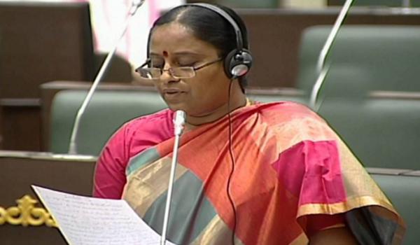 Girls should wear salwar Kameez to avoid harassment: TRS MLA Konda Surekha