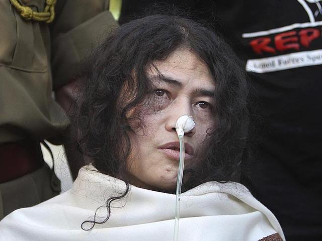 Irom Sharmila resumes fast; demanding repeal of AFSPA