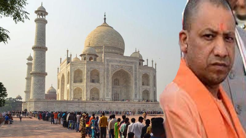 Yogi government wants to change the name of Agra to Agravan
