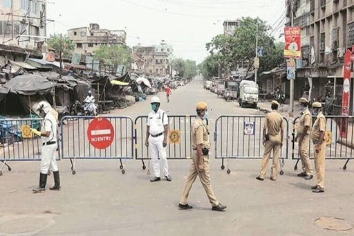 Normal life hit across Bengal due to complete lockdown