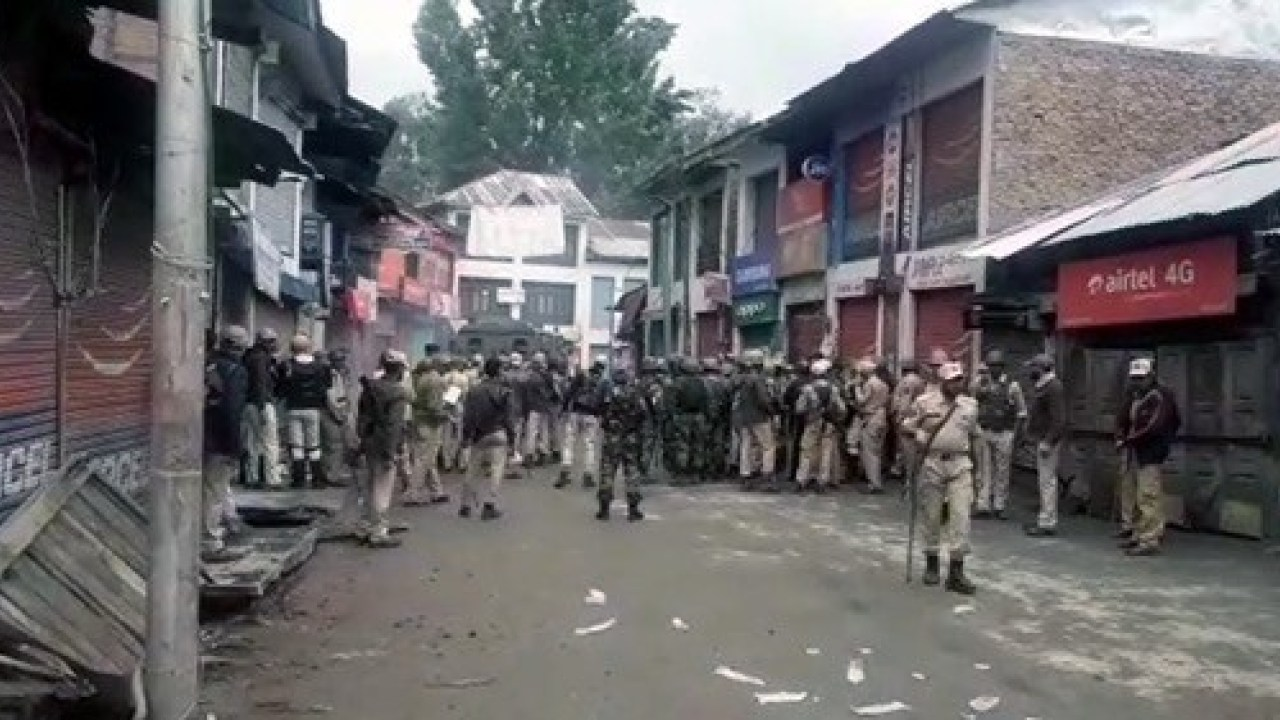 Curfew relaxed in violence-hit Bhaderwah town