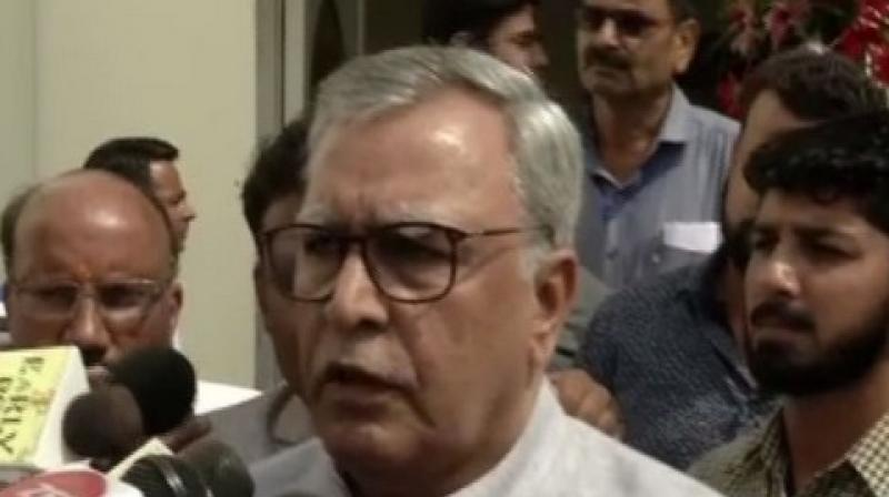 Detained political leaders in Kashmir to be released one by one: Advisor to J&K Governor