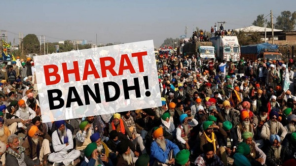 Bharat Bandh on September 27: Bank union, political parties join farmers