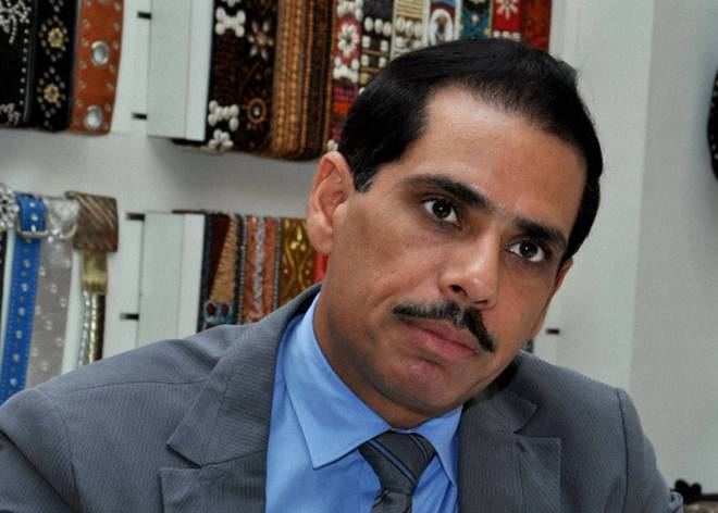 Robert Vadra air ticket row: I-T department says no probe possible as payment made in cash