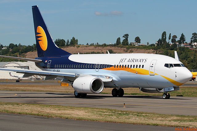 Jet Airways flight makes emergency landing at Jaipur
