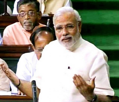 PM Modi on Sukma attack: Sacrifice of CRPF jawans will not go in vain