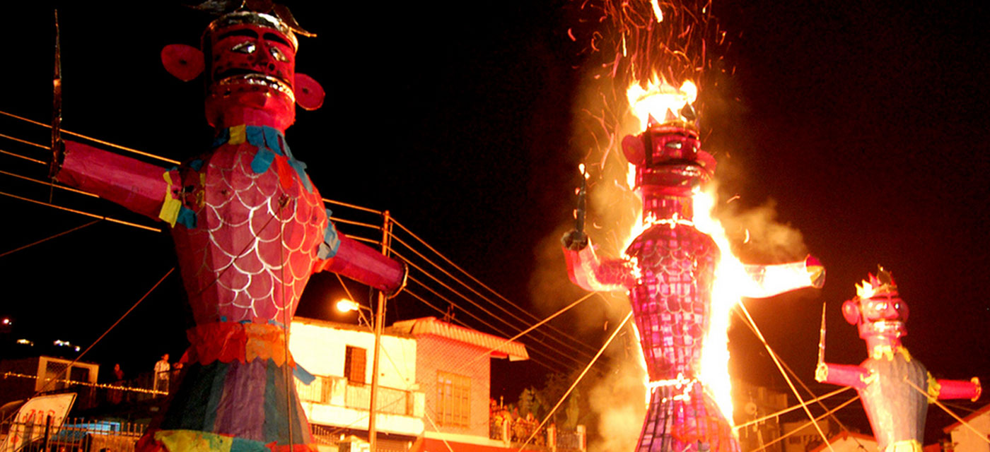 Dussehra celebrated across country with religious fervour
