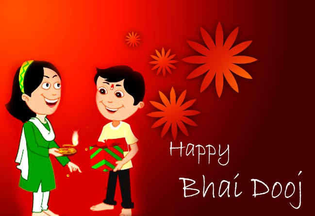 Festival of Bhai dooj being celebrated in country today