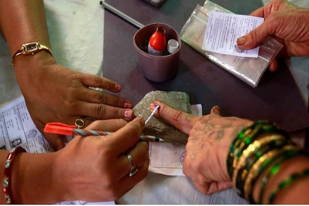 rajasthanpanchayatpolls:secondphasevotingbegins