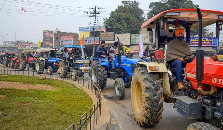 After Delhi Police gives permission, protesting farmers to go ahead with tractor parade on Republic Day