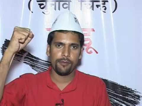 AAP MLA Sanjheev Jha detained for trying to stage counter hunger strike against Kapil Mishra