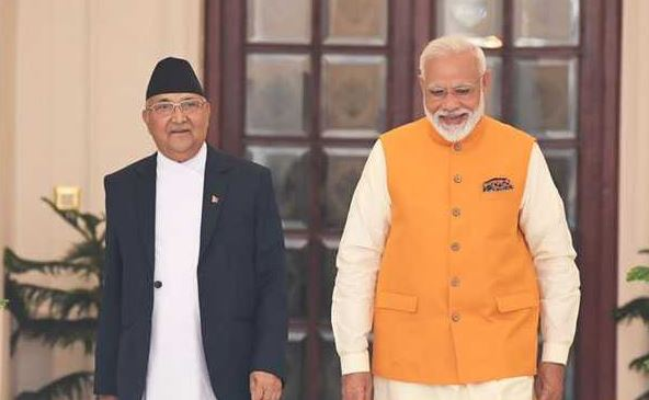PM Modi, Nepal PM Oli to jointly inaugurate Integrated Check Post Biratnagar today