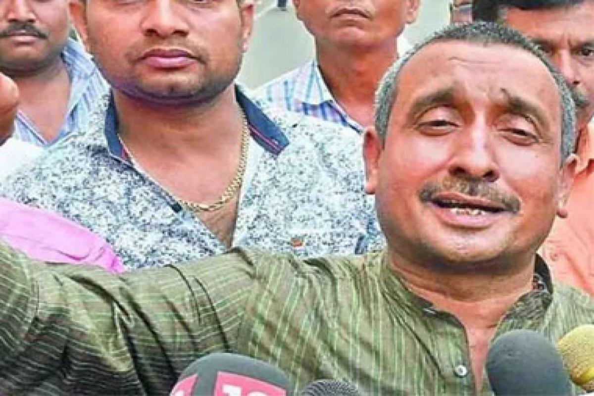 FIR filed against accused BJP MLA Kuldeep Singh Sengar