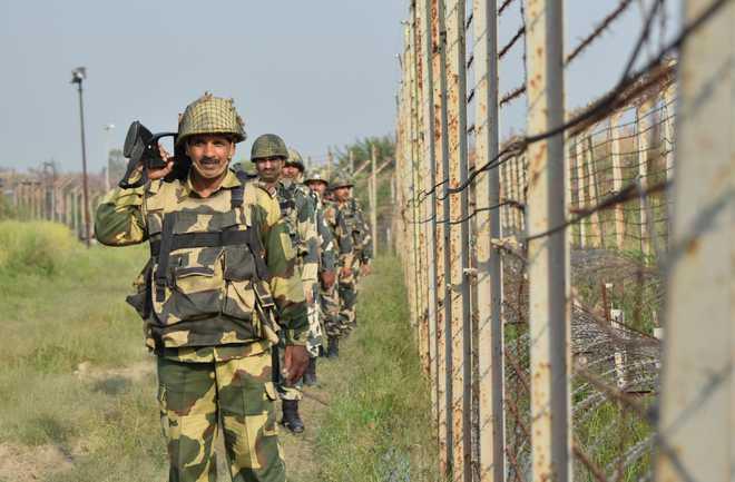 Pakistani intruder shot dead by BSF personnel in J-K