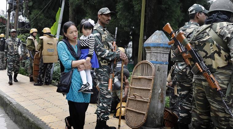Darjeeling unrest: Indefinite shutdown continues on third day