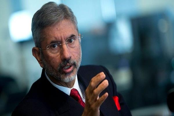 External Affairs Minister S. Jaishankar To Arrive in FBangladesh on Thursday