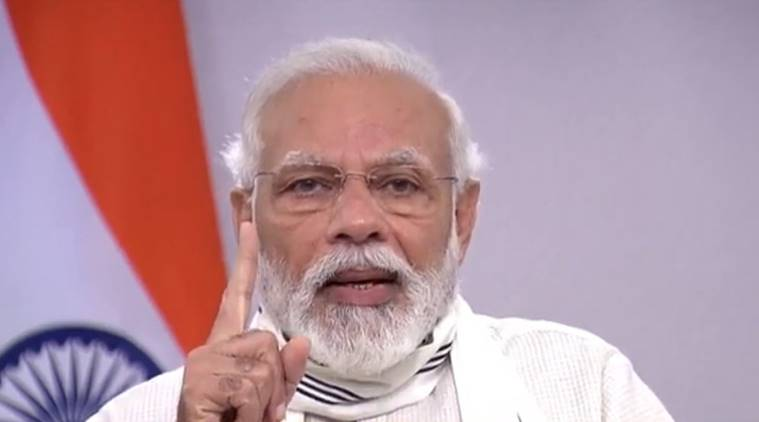PM Narendra Modi Lauds Maharashtra