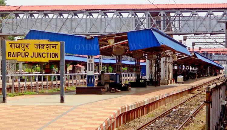 6 CRPF personnel injured in blast at Raipur Railway Station