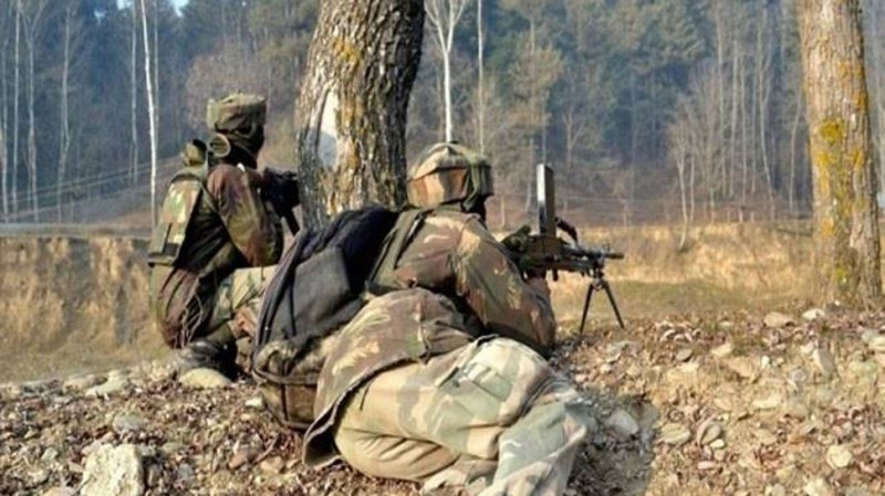 Army trooper killed in Pak firing along LoC