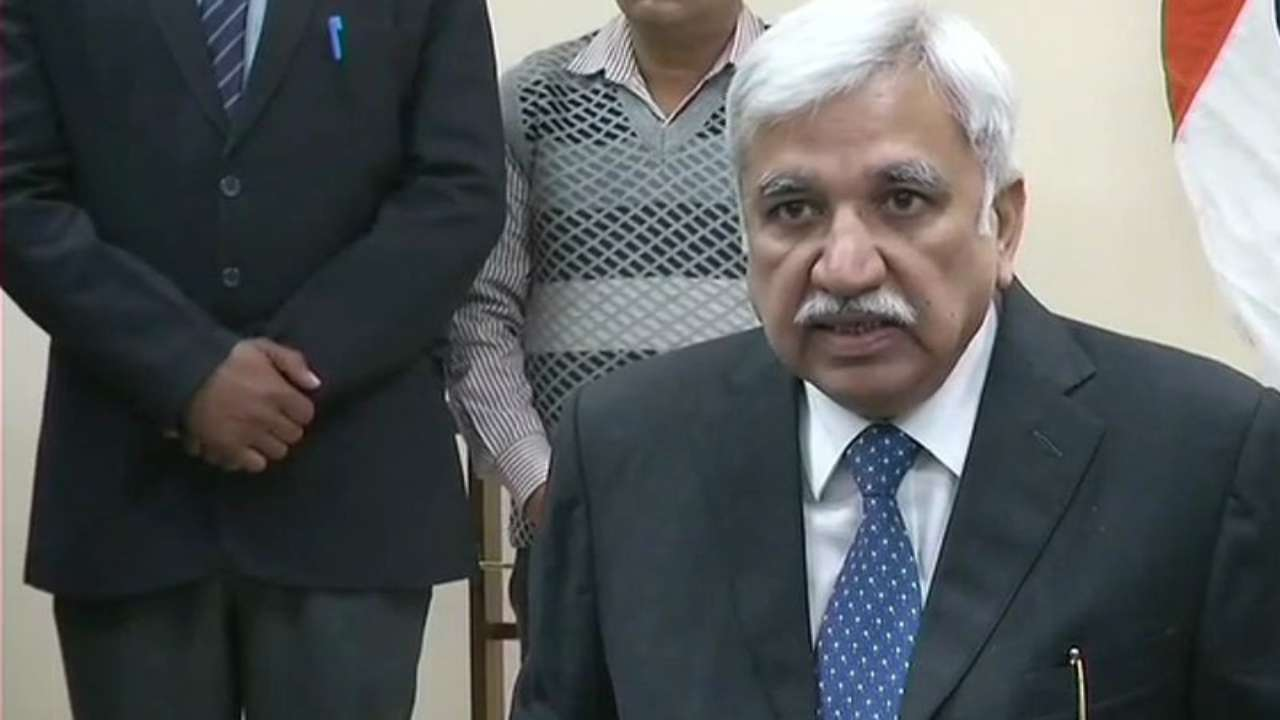 Chief Election Commissioner to arrive in Kolkata today
