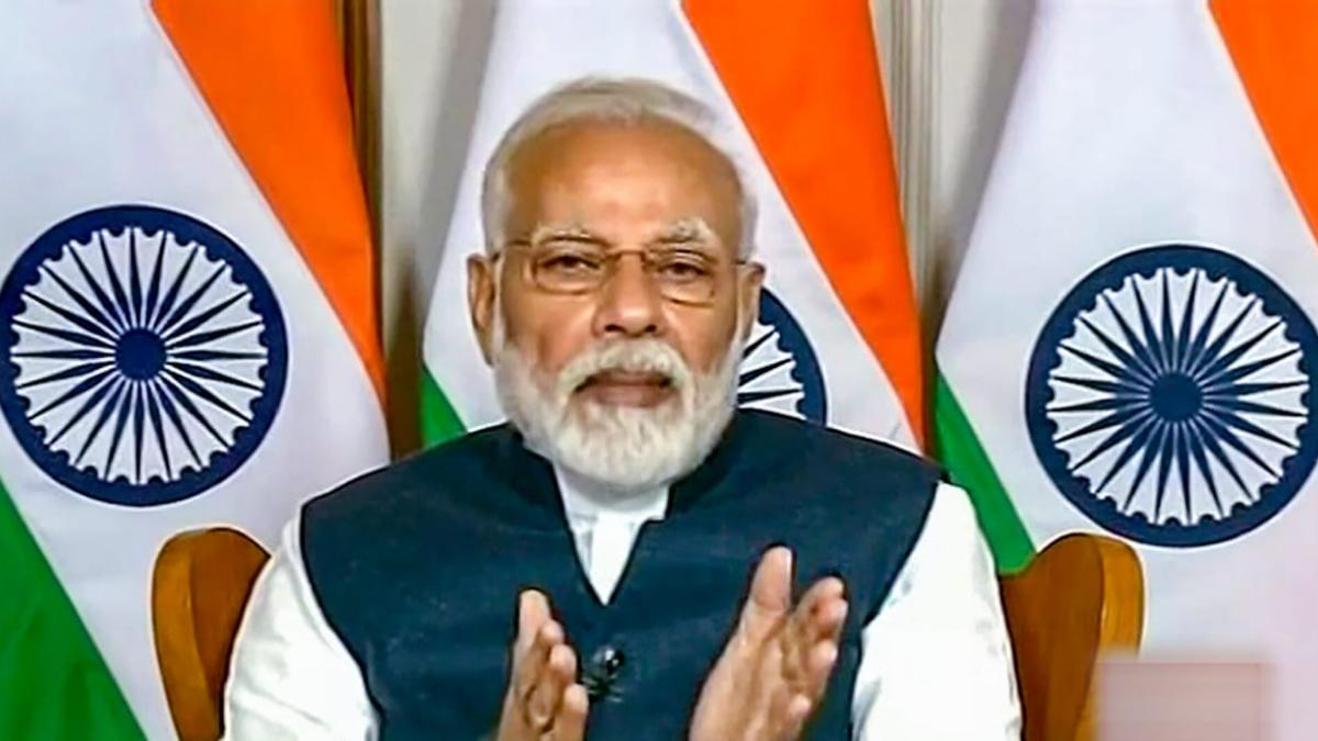 PM Modi interacts with doctors, recovered coronavirus patients