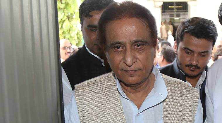 SP leader Azam Khan says