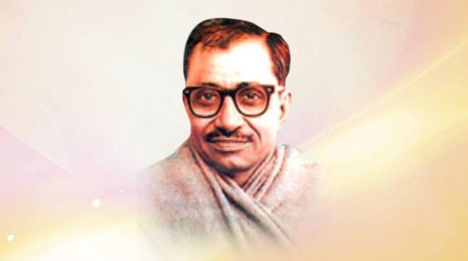 PM Modi pays tribute to Pandit Deendayal Upadhyay on his birth anniversary