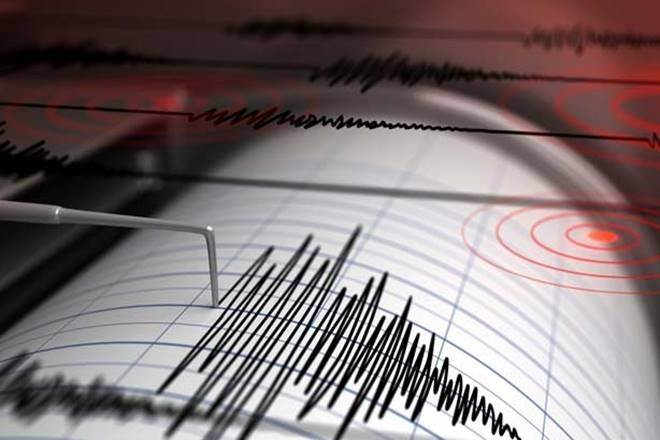 Earthquake strikes Andaman sea