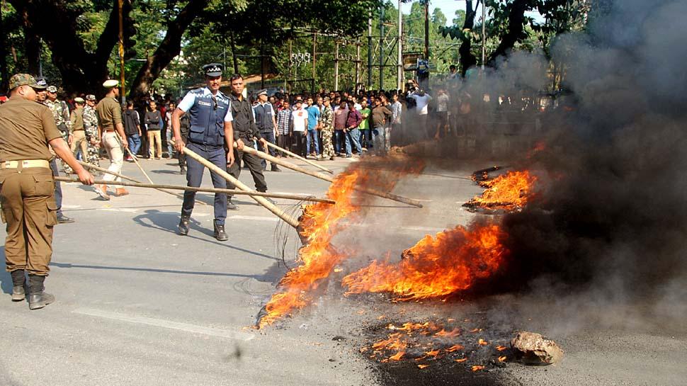 Curfew imposed in Guwahati, Assam