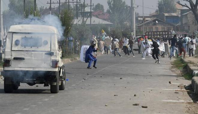 765 arrested in J&K for stone pelting since abrogation of Article 370