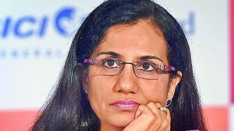ICICI-Videocon case: Chanda Kochhar, husband appear before ED again