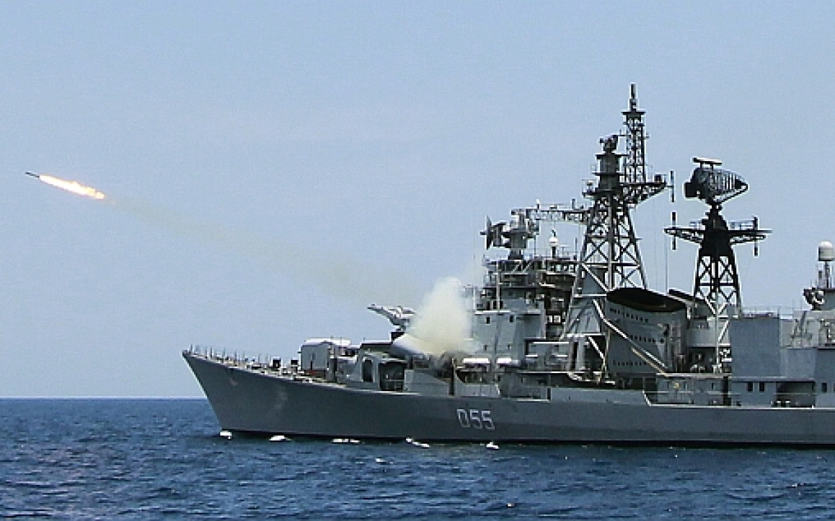 Indian Navy sounds alert at seas after intel of terrorists