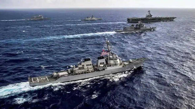 Australia to join Malabar Naval exercise with India, US and Japan