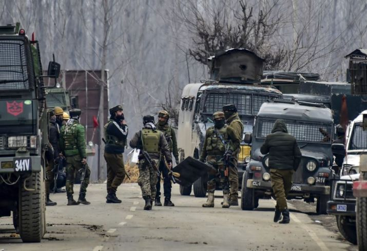 Terrorist incident down by 70 per cent in hinterland, 86 per cent in JK