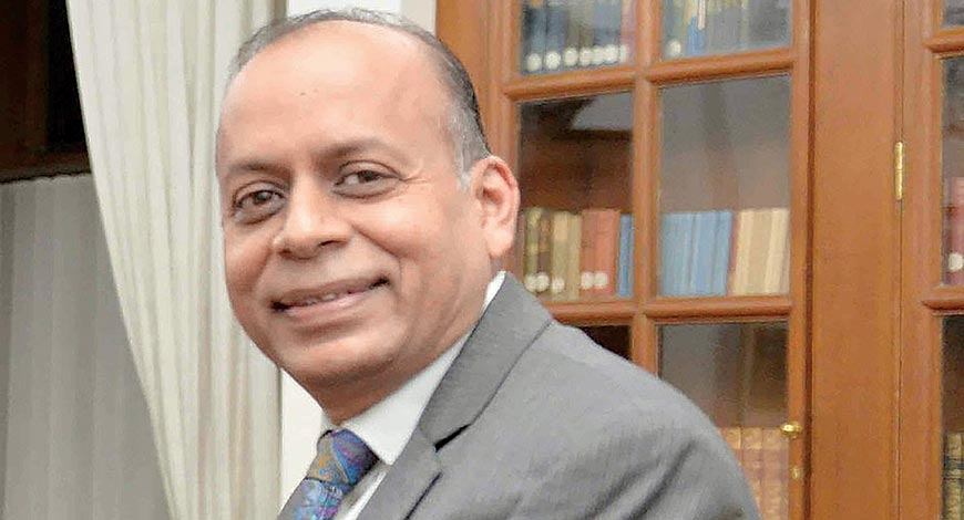 Ajay Kumar appointed as Defence Secretary