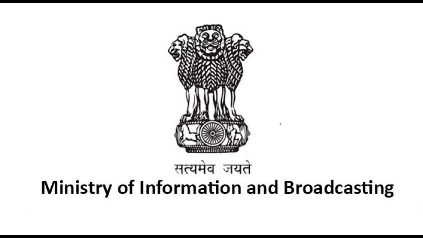 MIB issues advisory to TV channels to be cautious about content