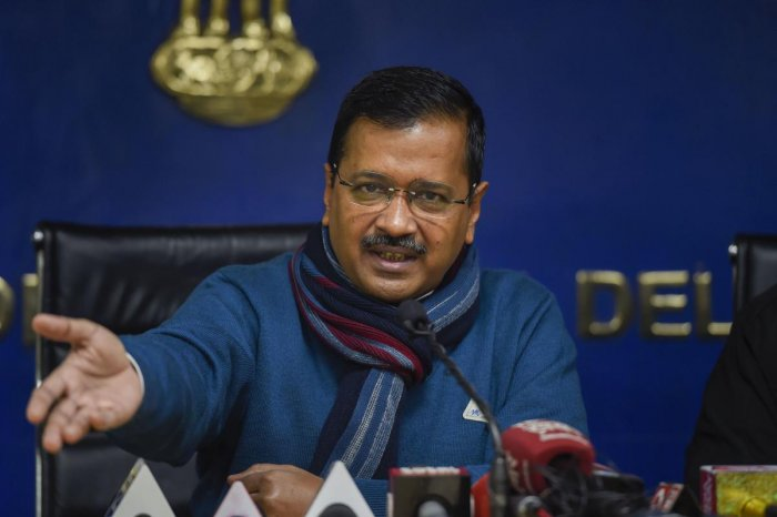 Delhi CM Kejriwal launches website to directly communicate with people