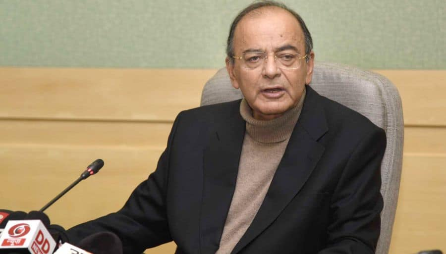 Do not want to be a minister due to health reasons, Jaitley writes to PM
