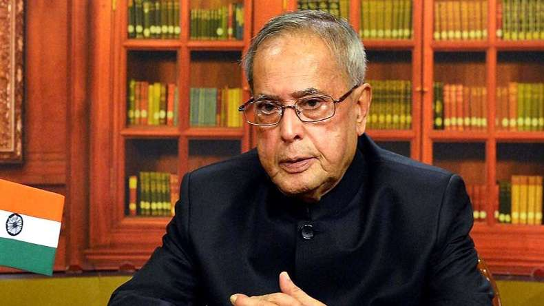 EVM issue: Pranab says EC must bring the speculations to rest