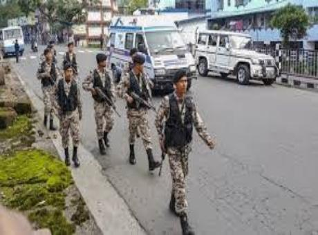 Curfew lifted, mobile internet services suspended in 6 Meghalaya districts