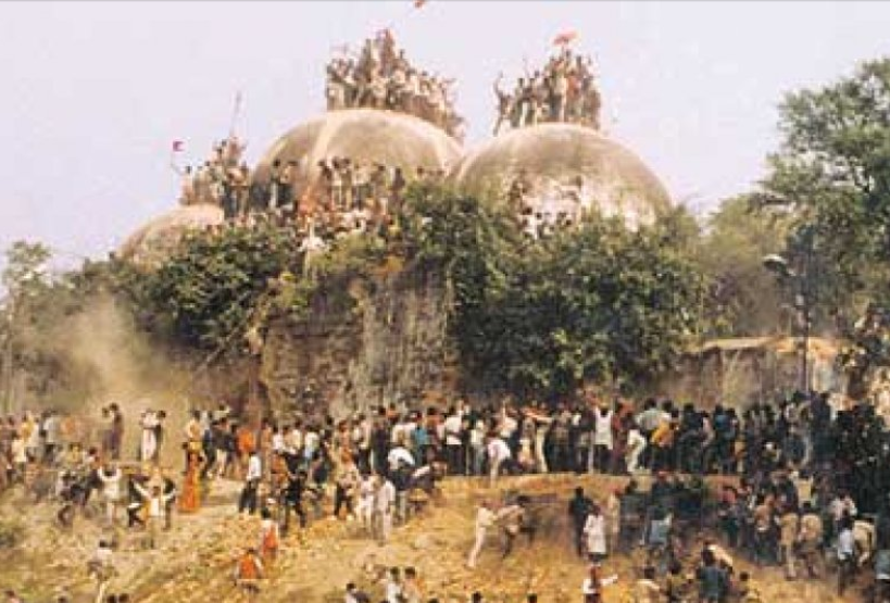 Religious leaders downplay Babri anniversary, security stepped up