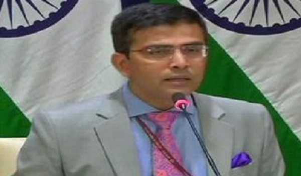 India expects other countries not to comment on its internal affairs: MEA