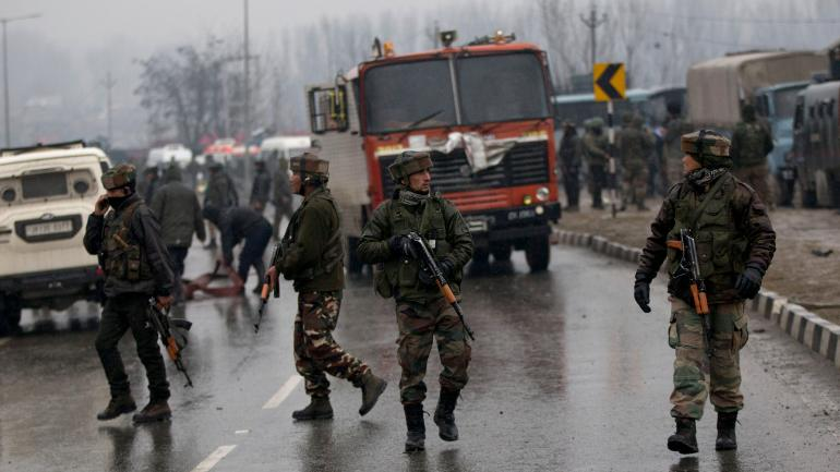 J&K on high alert as contributions from Pakistan cautions of another attack in Pulwama