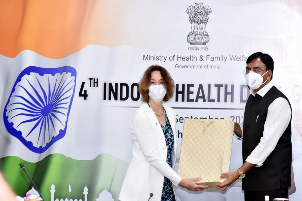 indiaussigntwomousforcooperationinhealthandbiomedicalsciences
